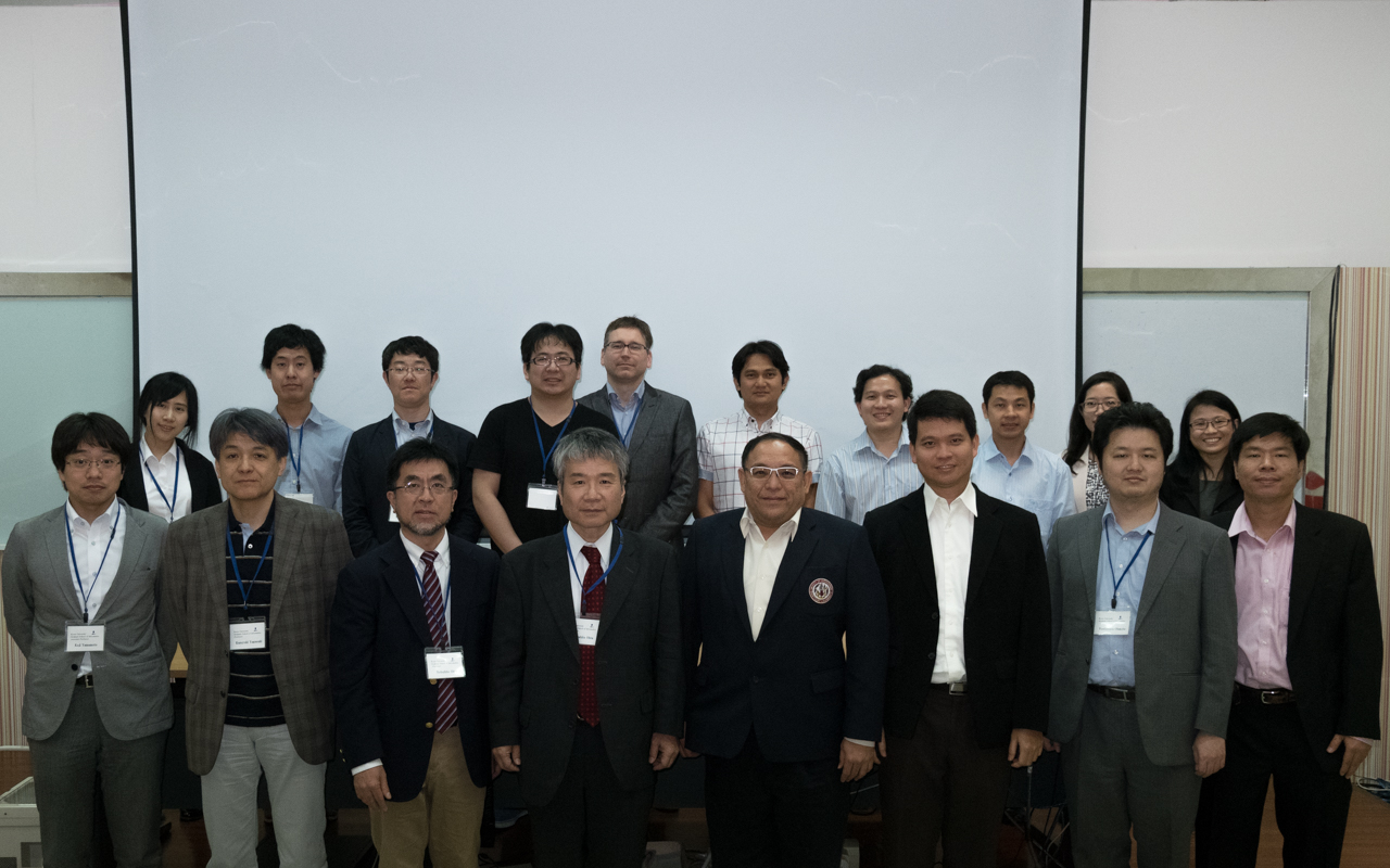 Seminar on Informatics in Asia 2016